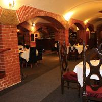 Photo taken at Restaurace Rozmarýn by David C. on 2/10/2013