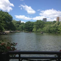 Photo taken at The Loeb Boathouse in Central Park by Ilsen on 5/26/2013