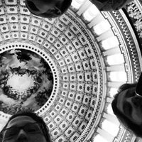 Photo taken at Rotunda of the U.S. Capitol by Michelle J. on 5/14/2013