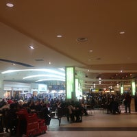 Photo taken at Upper Canada Mall by Justin D. on 3/9/2013