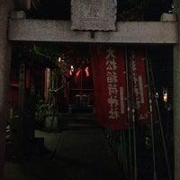 Photo taken at 大松稲荷神社 by 88sbuddha on 7/12/2014