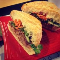 Photo taken at Café Zupas by JD M. on 10/26/2012