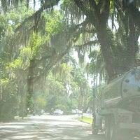 Photo taken at Micanopy, FL by Frank J. on 4/10/2014