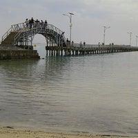 Photo taken at Jembatan Cinta by Nink S. on 6/1/2013