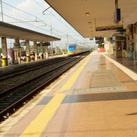 Photo taken at Stazione Rovigo by Riccardo R. on 9/5/2013