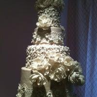 Photo taken at Frosted Art Bakery & Studio by Tiffany V. on 10/6/2012