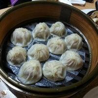 Photo taken at Shanghai Dumpling King by Gerald P. on 1/15/2013