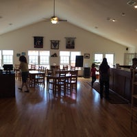 Photo taken at Fox Meadow Winery by Tim F. on 4/12/2014