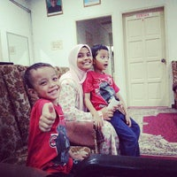 Photo taken at WNS Homestay by Abdul H. on 8/16/2013