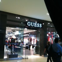 Photo taken at GUESS by Warren on 9/8/2013