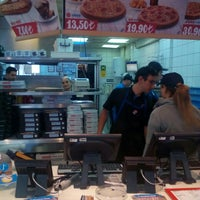 Photo taken at Domino's Pizza by Ertuğ E. on 6/10/2015
