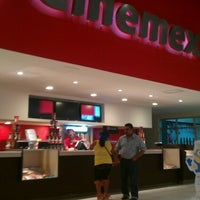 Photo taken at Cinemex by Cesar on 4/22/2013