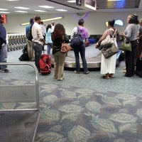 Photo taken at Baggage Claim by Reo TECHKNOW on 10/4/2012