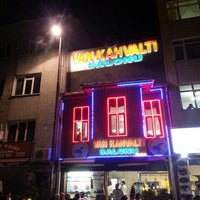 Photo taken at Van Kahvaltı Salonu by Serhat on 7/21/2013