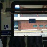 Photo taken at Windsor International Transit Terminal by Scott J. on 8/20/2013