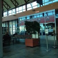 Photo taken at Windsor International Transit Terminal by Scott J. on 3/31/2014