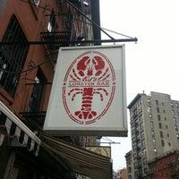 Photo taken at Ed's Lobster Bar by Kun Woo K. on 11/10/2012