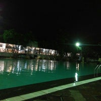 Photo taken at Graha Residence Swimming Pool by Nonik S. on 1/24/2016