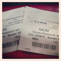 Photo taken at Cinemaxx by Diego C. on 6/3/2013