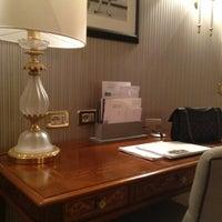 Photo taken at The Westin Palace, Milan by 💃Lera . on 9/14/2012