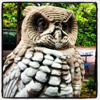 Photo taken at Owl's Head Park by Evan R. on 5/18/2013