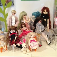 Photo taken at Jolie Doll by Maria on 2/2/2013