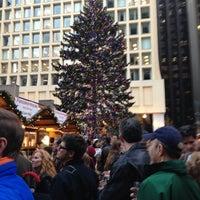 Photo taken at Richard J. Daley Center by Gina on 11/21/2012