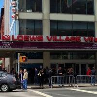 Photo taken at AMC Loews Village 7 by Alejandro R. on 4/20/2013