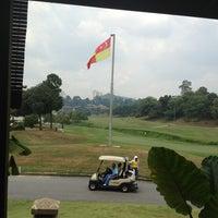 Photo taken at Seri Selangor Golf Club by ak y. on 7/8/2013