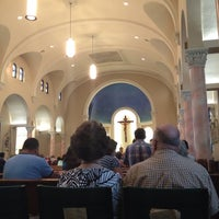 Photo taken at St. John The Evangelist Church by Victor B. on 6/8/2013