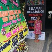 Photo taken at Gedung Ksirarnawa by Feel D. on 1/19/2014