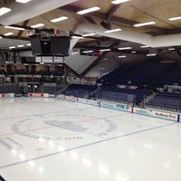 Photo taken at Alfond Arena by Greg P. on 2/15/2013