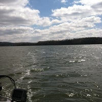 Photo taken at Lake of the Ozarks 33MM by JAY G. on 4/12/2013