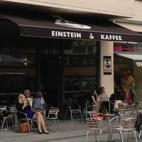 Photo taken at Einstein Kaffee by Stefan M. on 5/6/2013