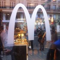Photo taken at McDonald's by Arnaud on 10/24/2012