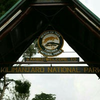 Photo taken at Mount Kilimanjaro by Andrew R. on 3/15/2016