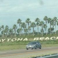 Photo taken at City of Daytona Beach by Miss Nellom on 10/13/2012