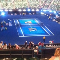 Photo taken at Rod Laver Arena by Max S. on 1/23/2013