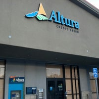 Photo taken at Altura Credit Union by Paul B. on 10/6/2012
