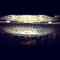 Photo taken at Carver-Hawkeye Arena by Jim V. on 11/16/2012