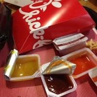Photo taken at Chick-fil-A North Laredo by Susyta on 5/1/2013