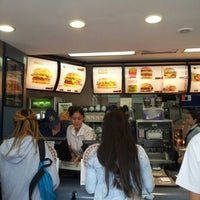 Photo taken at McDonald's by Arturo A. on 2/21/2013