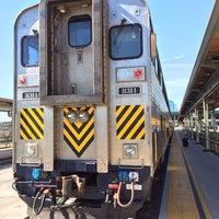 Photo taken at SACRT Light Rail Sacramento Valley Station by Peter C. on 10/7/2013