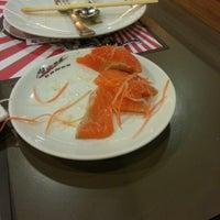 Photo taken at Oishi Buffet by Mark O. on 12/13/2012