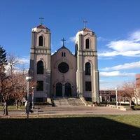 Photo taken at Metropolitan State University of Denver by Mike B. on 11/13/2012