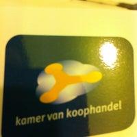 Photo taken at Kamer Van Koophandel by Jose U. on 11/20/2012