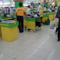 Photo taken at Giant Hypermarket by Dudun H. on 8/9/2014