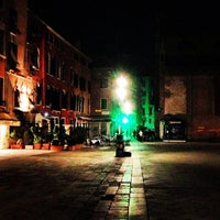 Photo taken at Campo San Stefano by Aleksei S. on 5/7/2013