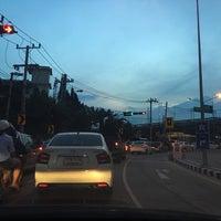 Photo taken at Rama VI Bridge by ShowpowMay J. on 9/28/2016