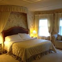 Photo taken at Berry Manor Inn by Alisha on 10/19/2012